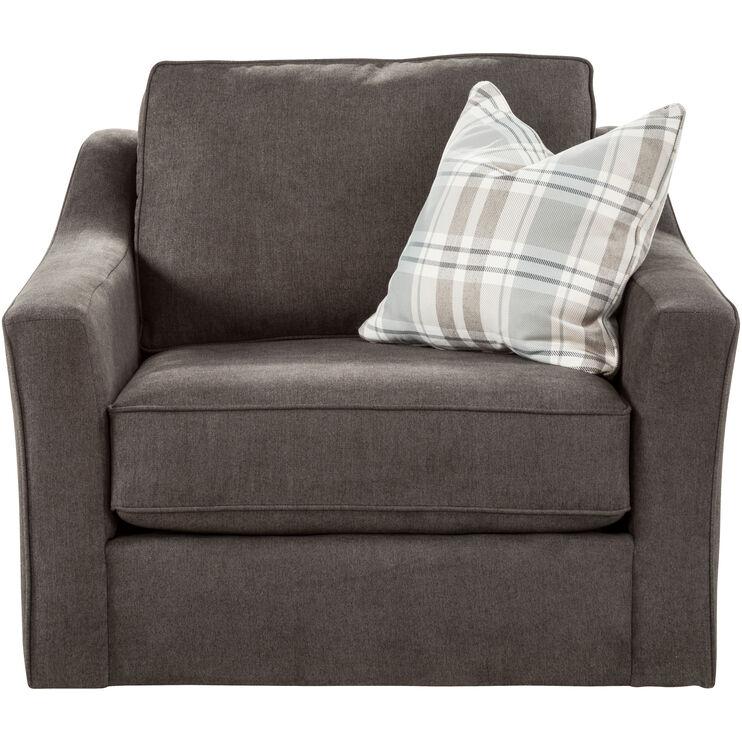 Ulster Granite Swivel Chair