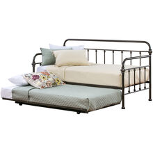 Laguna Bronze Daybed with Trundle