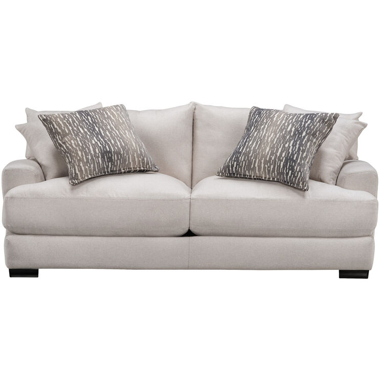 Dutch Linen Sofa