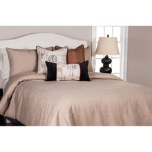Harbour 7 Piece Sand Queen Duvet Set