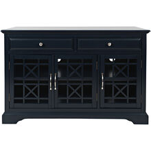 Chilton Navy 50 Inch Console