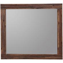 Prairie Brown Mirror