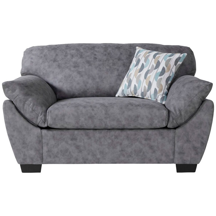 Milton Dark Gray Chair