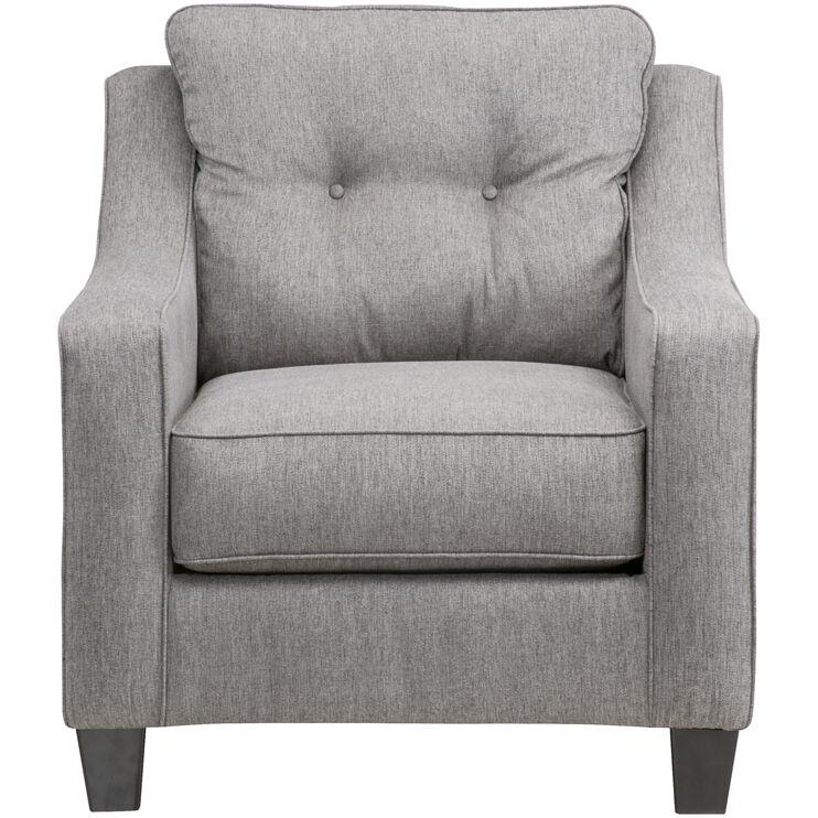 Aero Charcoal Chair