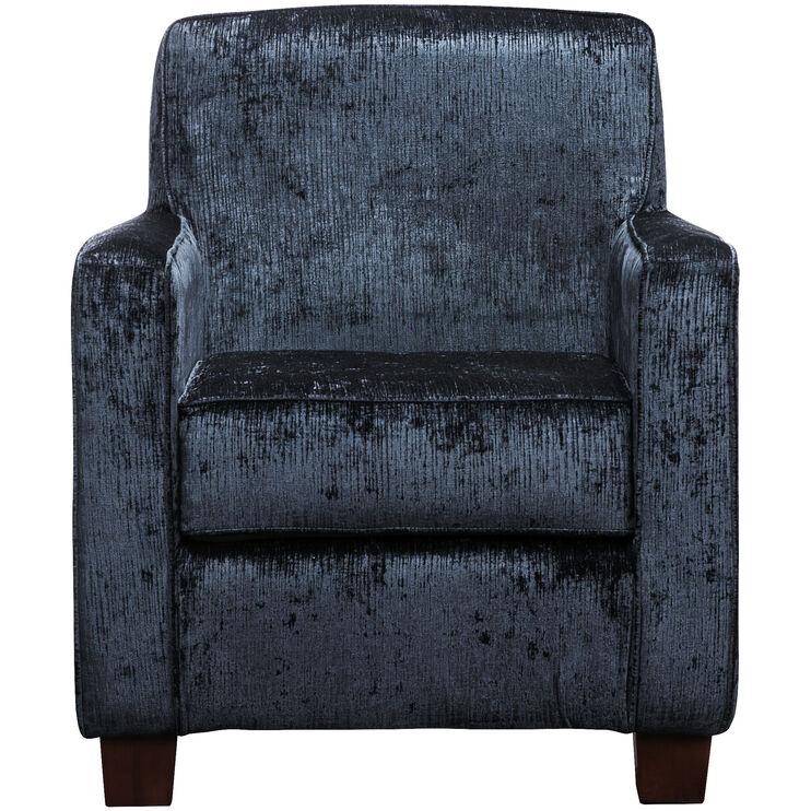 Johnston Midnight Accent Chair