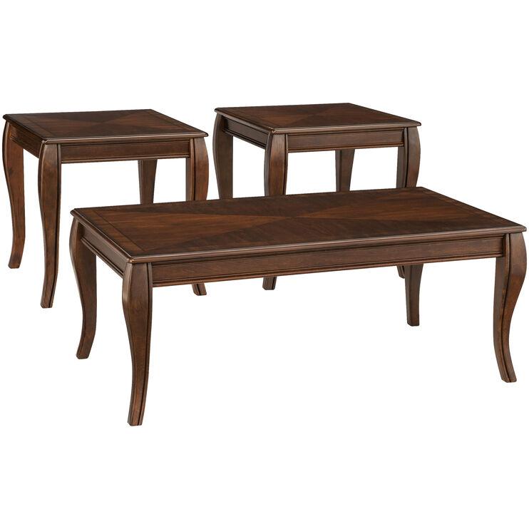 Mattie 3 Pack Tables