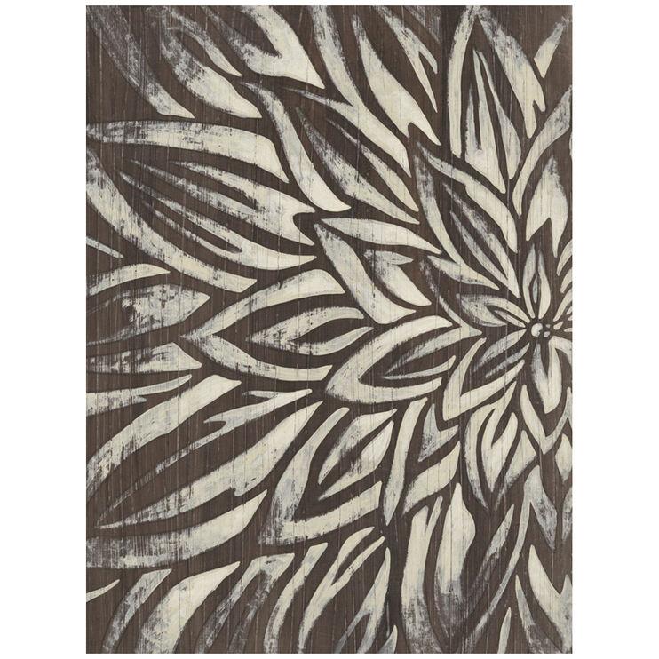Barnwood Blossom I Wall Art