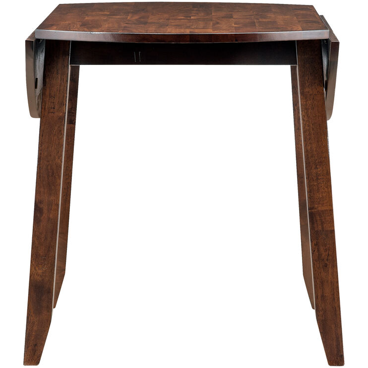 Kona Raisin Drop Leaf Dining Table