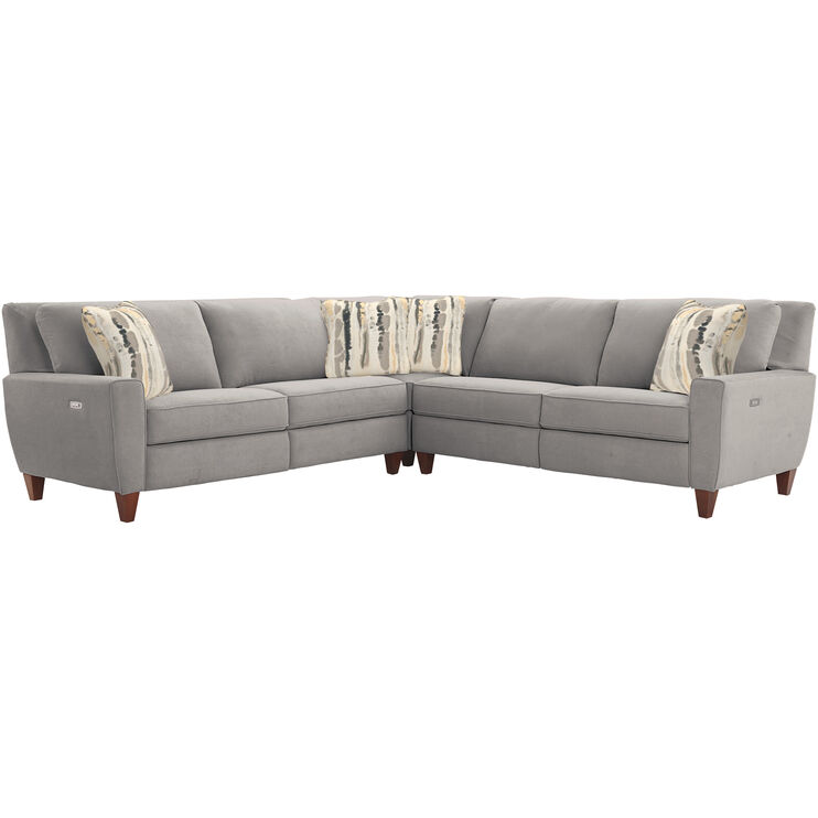 Edie 3 Piece Sable Sectional