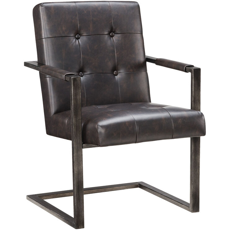 Starmore Walnut Office Chair