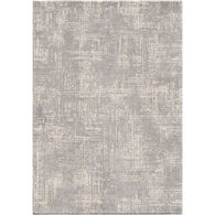 Nirvana Zion Light Gray 5x8 Rug