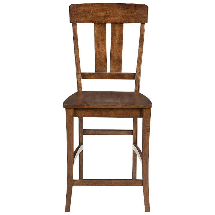 District Copper Stool