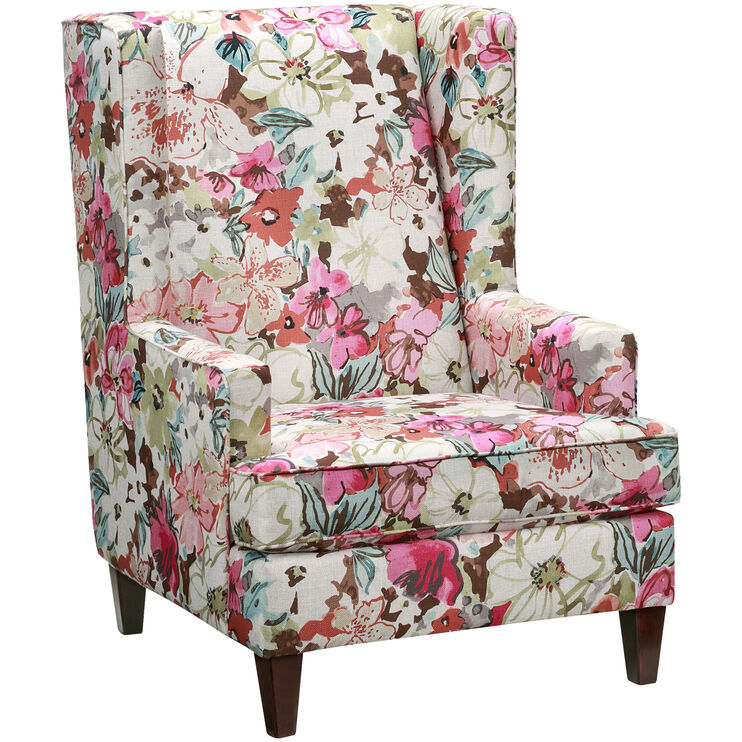 Alto Poppy Accent Chair