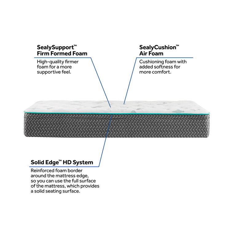 Sealy Lights Out III King Mattress