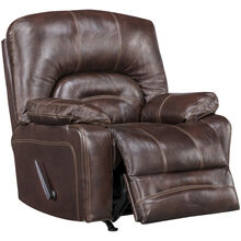 Stansted Chocolate Rocker Recliner