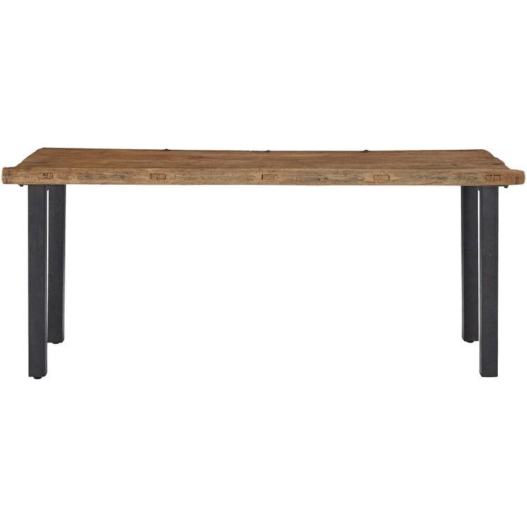 Haven Antique Door Table