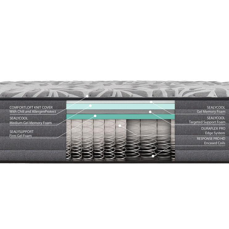 Sealy Posturepedic Satisfied II Ultra Firm Queen Mattress