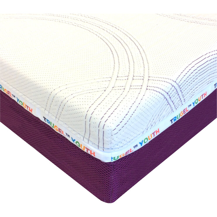 Ranger Twin Purple Memory Foam Mattress