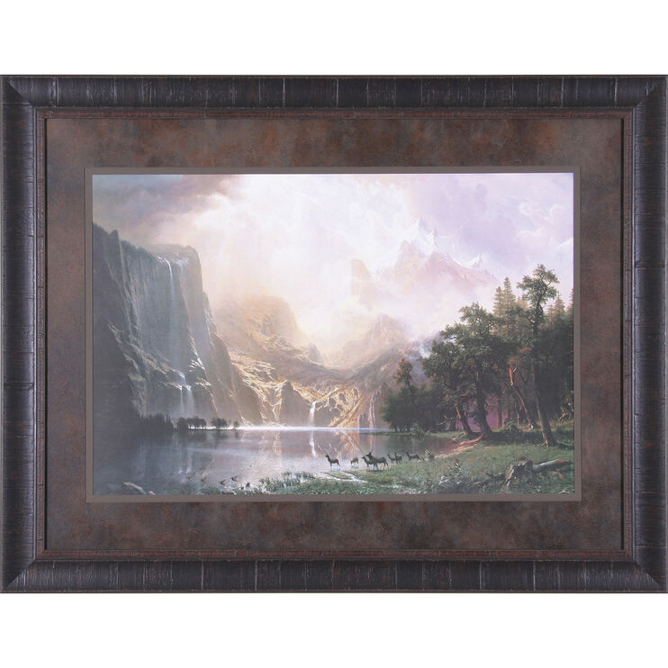 Sierra Nevada in California Framed Art
