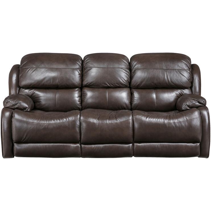 Sensational Palmer Brown Power Plus Reclining Sofa Slumberland Furniture Ibusinesslaw Wood Chair Design Ideas Ibusinesslaworg