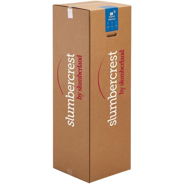 Slumbercrest 12 Inch Hybrid Twin Mattress in a Box