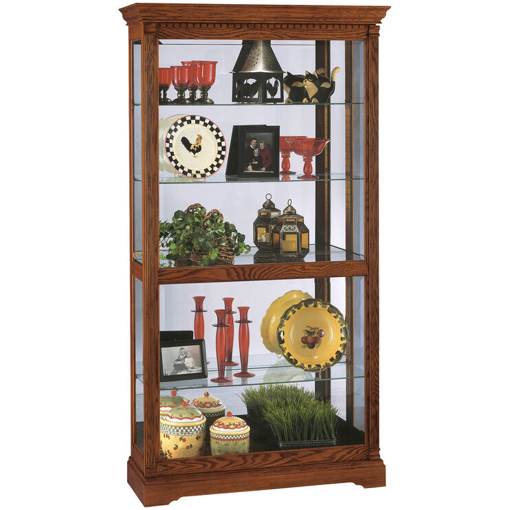 Donegal Oak Slider Curio
