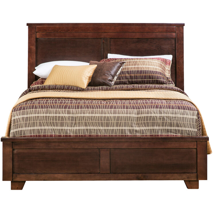 Diego Midnight Queen Bed