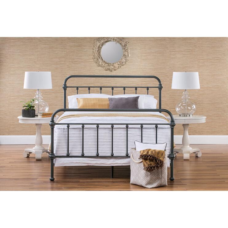 Laguna Gray Queen Bed