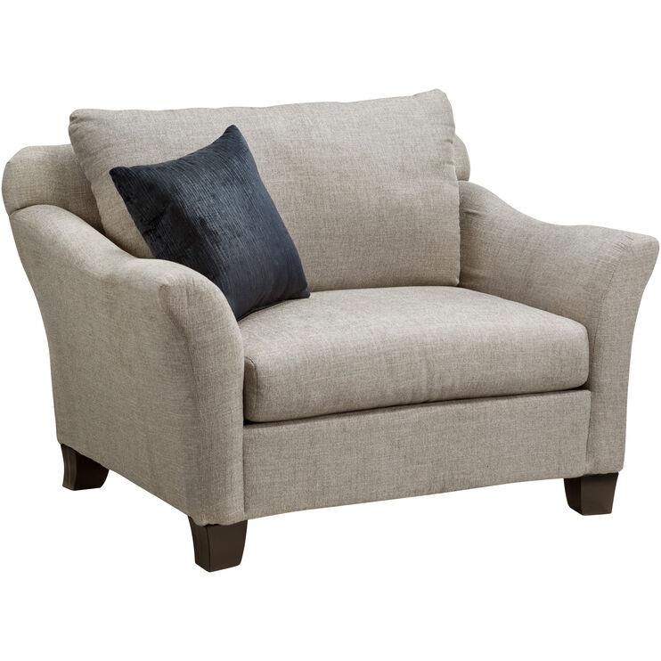 Rhine Gray Chair