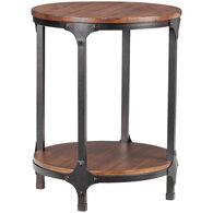 Abbott Round Chairside