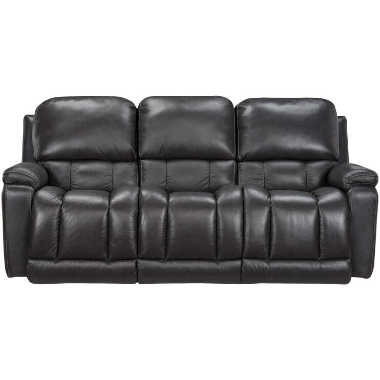 Images Previous Greyson Charcoal Reclining Sofa