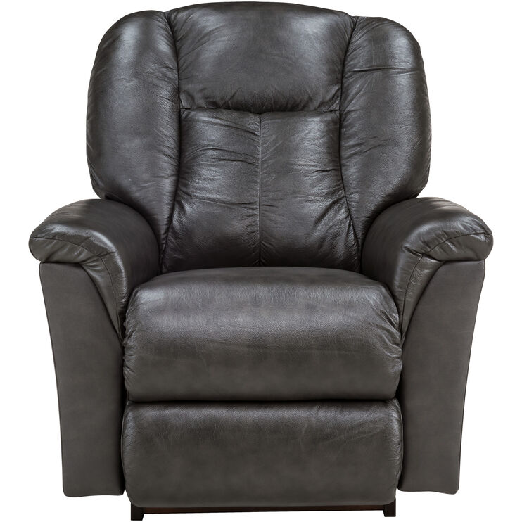 Slumberland Furniture Jasper Smoke Rocker Recliner