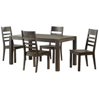 Salem 5 Pc Dining Set