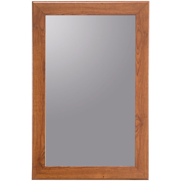 Jacob Oak Mirror