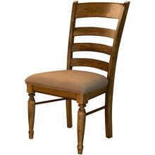 Bennett Smokey Quartz Upholstered Side Chair