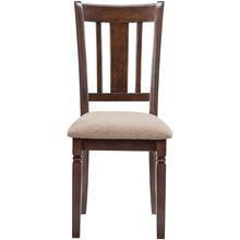 Durham Espresso Side Chair