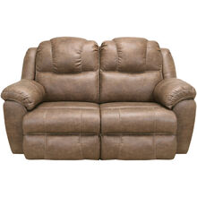 Rufford Tan Power Rocking Reclining Loveseat