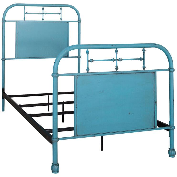 Vintage Blue Full Bed