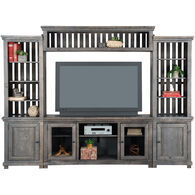 Willow 4Pc Media Center