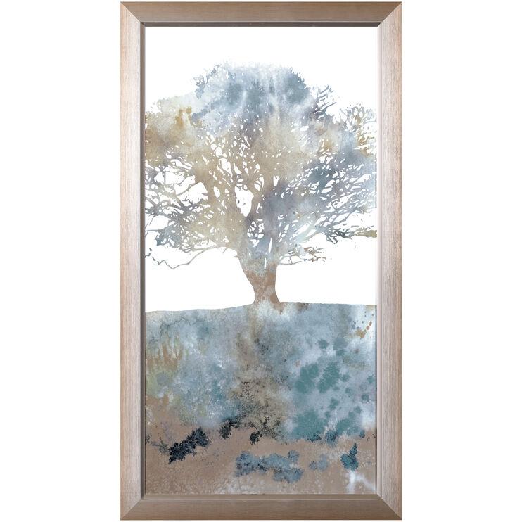 Water Tree II Framed Art