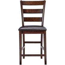Kona Raisin Ladder Back Counter Stool