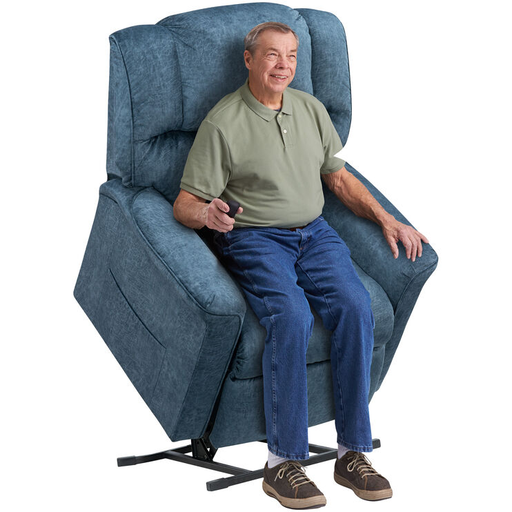 Pearl Nautical Lift Chair Recliner