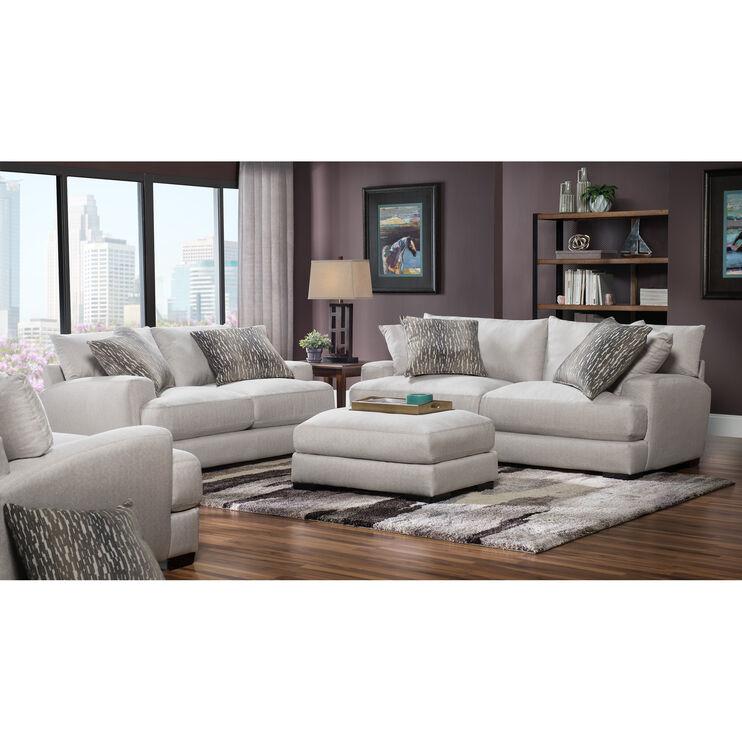 Dutch Linen Sofa