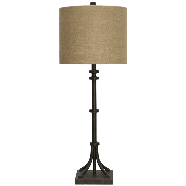 Greenfield Bronze Table Lamp