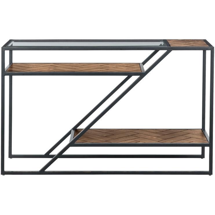 Galaway Asymmetric Console Table