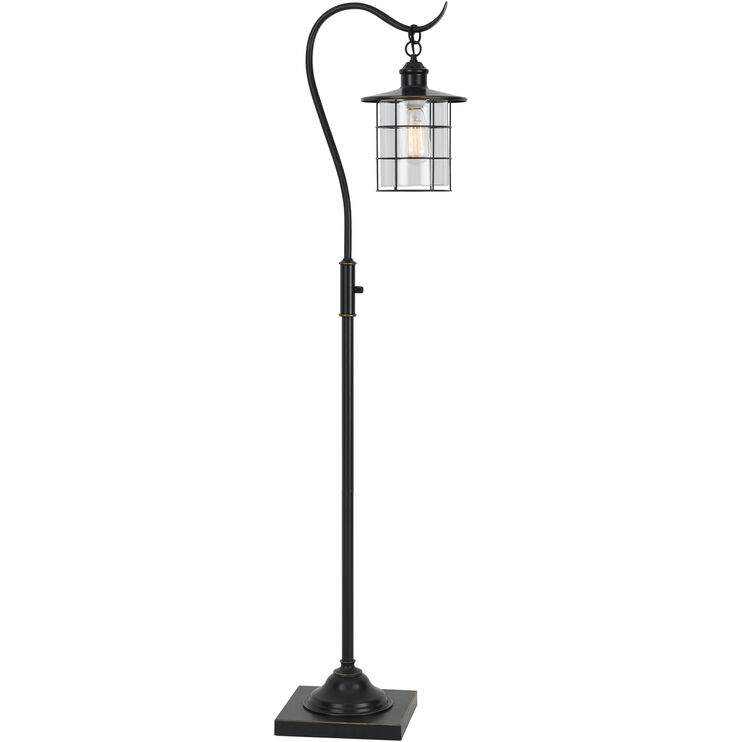 Silverton Brown Floor Lamp