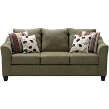Fiske Terrace Green Sofa