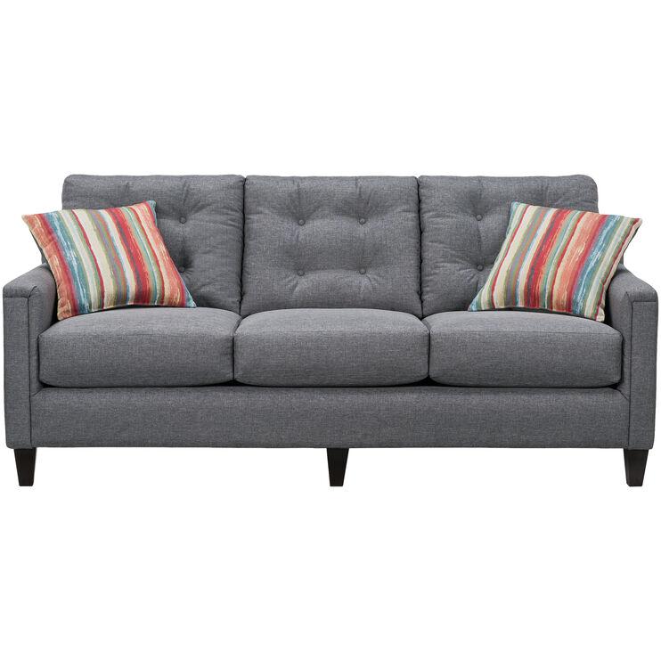 Platte Gray Sofa