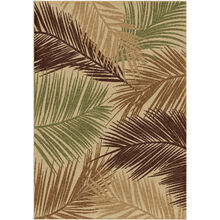 Four Seasons Bungalow Multi 5 x 8 Rug