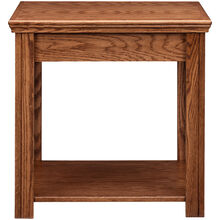 Chambers Golden Oak End Table